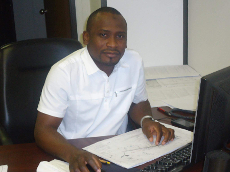 Moruf Jimoh, Associate AIA, Technical Permitting Manager