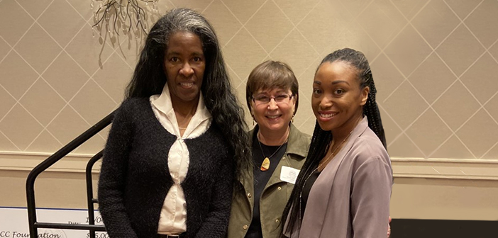 Helen Callier, PermitUsNow, Sandra Louvier, HCC BPC, Tiffany Williams, Twice Media